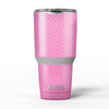 The_Pink_and_Black_Micro_Polka_Dot_Pattern_-_Yeti_Rambler_Skin_Kit_-_30oz_-_V5.jpg