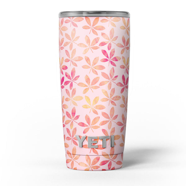 The_Pink_and_Orange_Watercolor_Clovers_-_Yeti_Rambler_Skin_Kit_-_20oz_-_V5.jpg