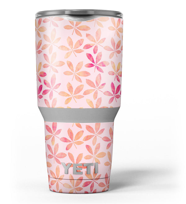 The_Pink_and_Orange_Watercolor_Clovers_-_Yeti_Rambler_Skin_Kit_-_30oz_-_V3.jpg