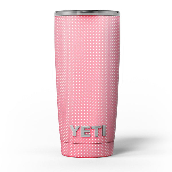 The_Pink_and_White_Micro_Dot_Pattern_-_Yeti_Rambler_Skin_Kit_-_20oz_-_V5.jpg