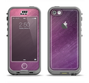 The Purple Dust Apple iPhone 5c LifeProof Nuud Case Skin Set