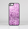 The Purple Glimmer Skin-Sert for the Apple iPhone 5c Skin-Sert Case