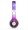 The Purple Space Neon Explosion Skin for the Beats by Dre Solo 2 Headphones
