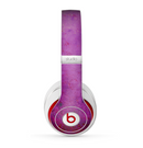 The Purple Water Colors Skin for the Beats by Dre Studio (2013+ Version) Headphones