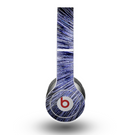 The Purple Zooming Lights Skin for the Beats by Dre Original Solo-Solo HD Headphones