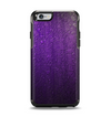The Purpled Crackled Pattern Apple iPhone 6 Otterbox Symmetry Case Skin Set