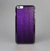 The Purpled Crackled Pattern Skin-Sert Case for the Apple iPhone 6 Plus
