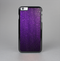 The Purpled Crackled Pattern Skin-Sert for the Apple iPhone 6 Skin-Sert Case