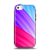 The Radiant Color-Swirls Apple iPhone 5c Otterbox Symmetry Case Skin Set
