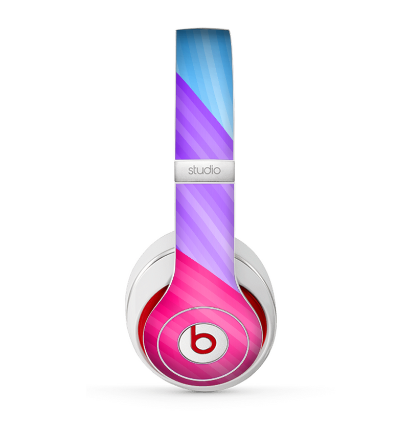 The Radiant Color-Swirls Skin for the Beats by Dre Studio (2013+ Version) Headphones