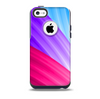 The Radiant Color-Swirls Skin for the iPhone 5c OtterBox Commuter Case
