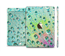 The RainBow WaterDrops Full Body Skin Set for the Apple iPad Mini 3