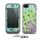 The RainBow WaterDrops Skin for the Apple iPhone 5c LifeProof Case