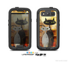 The Range Grungy Textured Cat Skin For The Samsung Galaxy S3 LifeProof Case