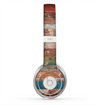 The Raw Vintage Wood Panels Skin for the Beats by Dre Solo 2 Headphones