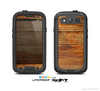 The Raw WoodGrain Skin For The Samsung Galaxy S3 LifeProof Case