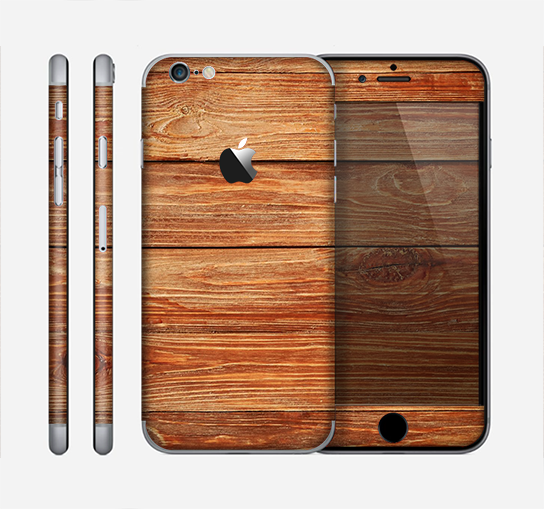 The Raw WoodGrain Skin for the Apple iPhone 6