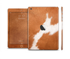 The Real Brown Cow Coat Texture Skin Set for the Apple iPad Mini 4