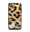 The Real Cheetah Animal Print Apple iPhone 6 Otterbox Symmetry Case Skin Set