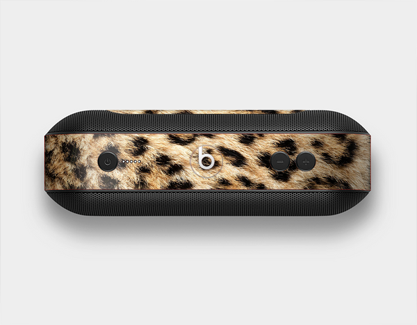 The Real Cheetah Animal Print Skin Set for the Beats Pill Plus