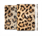 The Real Cheetah Animal Print Full Body Skin Set for the Apple iPad Mini 3