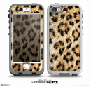 The Real Cheetah Animal Print Skin for the iPhone 5-5s NUUD LifeProof Case for the LifeProof Skin