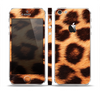 The Real Cheetah Print Skin Set for the Apple iPhone 5