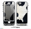 The Real Cowhide Texture Skin for the iPhone 5-5s NUUD LifeProof Case for the LifeProof Skin