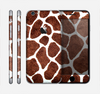 The Real Giraffe Animal Print Skin for the Apple iPhone 6