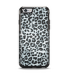 The Real Leopard Animal Print Apple iPhone 6 Otterbox Symmetry Case Skin Set
