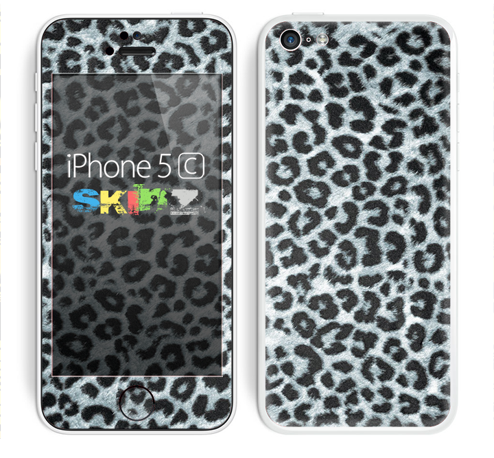 The Real Leopard Animal Print Skin for the Apple iPhone 5c