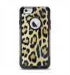 The Real Leopard Hide V3 Apple iPhone 6 Otterbox Commuter Case Skin Set