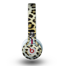 The Real Leopard Hide V3 Skin for the Beats by Dre Mixr Headphones