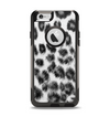 The Real Snow Leopard Hide Apple iPhone 6 Otterbox Commuter Case Skin Set