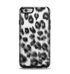 The Real Snow Leopard Hide Apple iPhone 6 Otterbox Symmetry Case Skin Set