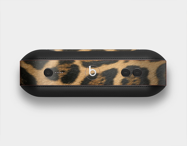 The Real Thin Vector Leopard Print Skin Set for the Beats Pill Plus