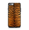 The Real Tiger Print Texture Apple iPhone 6 Otterbox Symmetry Case Skin Set