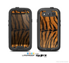 The Real Tiger Print Texture Skin For The Samsung Galaxy S3 LifeProof Case