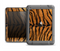The Real Tiger Print Texture Apple iPad Air LifeProof Fre Case Skin Set