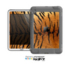 The Real Tiger Print Texture Skin for the Apple iPad Mini LifeProof Case