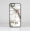 The Real Winter Camouflage Skin-Sert for the Apple iPhone 5c Skin-Sert Case
