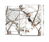 The Real Winter Camouflage Skin Set for the Apple iPad Mini 4