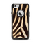 The Real Zebra Print Texture Apple iPhone 6 Otterbox Commuter Case Skin Set