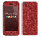 The Red Fabric Skin for the Apple iPhone 5c