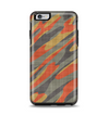 The Red, Green and Black Abstract Traditional Camouflage Apple iPhone 6 Plus Otterbox Symmetry Case Skin Set