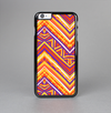 The Red, Yellow and Purple Vibrant Aztec Zigzags Skin-Sert Case for the Apple iPhone 6 Plus