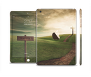 The Redemption Hill Full Body Skin Set for the Apple iPad Mini 3