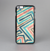 The Retro Colored Maze Pattern Skin-Sert Case for the Apple iPhone 6 Plus