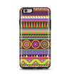 The Retro Colored Modern Aztec Pattern V63 Apple iPhone 6 Plus Otterbox Symmetry Case Skin Set