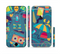 The Retro Colorful Hipster Pattern V2 Sectioned Skin Series for the Apple iPhone 6s